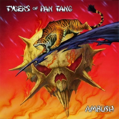 Ambush by Retroactive UK (Tygers Of Pan Tang Ambush compare prices)