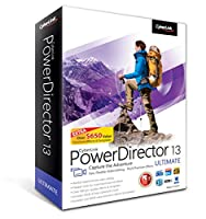 PowerDirector 13 Ultimate est le logiciel de montage vidéo le plus rapide et flexible avec son moteur 64 bits TrueVelocity, PowerDirector permet de délivrer une rapidité inégalée en rendu vidéo, et permet de produire aux formats 4K UltraHD et H.265/H...