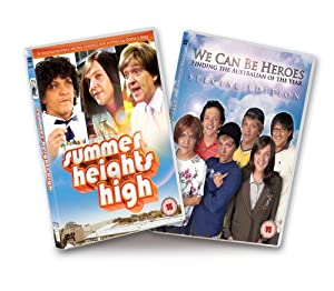 Summer Heights High & We Can Be Heroes Box Set  [DVD]