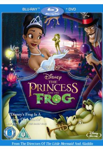 The Princess and the Frog [Blu-ray]