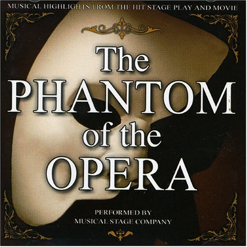 The Phantom of the Opera Soundtrack