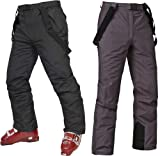 Trespass Glasto Mens Ski Snowboard Salopettes (S)
