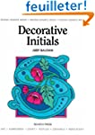 Decorative Initials