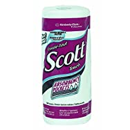 LagasseSweet KCC41482 Scott 1-Ply Perforated Roll Towel-PERFORATED ROLL TOWEL