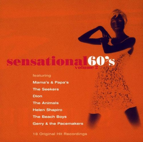 Sensational 60's V.2 by Carole King and Swinging Blue Jeans