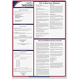 TFP ComplyRight S. Carolina State Labor Law Poster - Labor Law