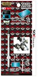 Pokemon Best Wishes Mascot Touch Pen for 3DS - Black Kyurem