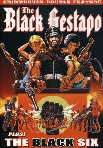 DVD : Grindhouse Double Feature: Black Gestapo / Black