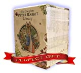 The World of Peter Rabbit: The Complete Collection of Original Tales 1 - 23 (Beatrix Potter)
