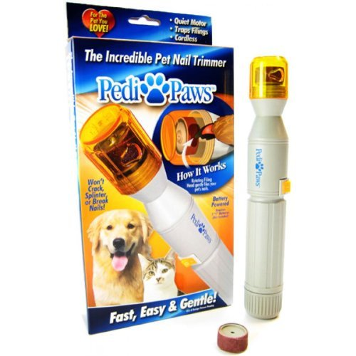Best Dog Nail Trimmer Grinder