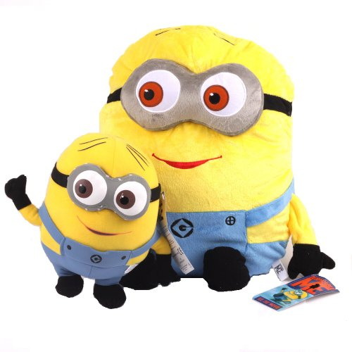 Despicable Me Minions Stuffed Animals