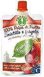 PROBIOS Apfel-Heidelbeer- Erdbeer Puree
