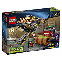 LEGO Superheroes 76013 Batman: The Joker Steam Roller by LEGO Superheroes