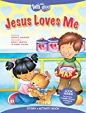img - for Jesus Loves Me Story + Activity Book (Faith That Sticks) book / textbook / text book