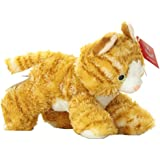 "Aurora Molly Orange Tabby Cat 8"" Mini Flopsie"
