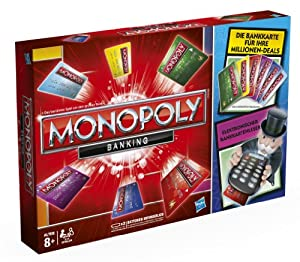 Monopoly 37712100 - Monopoly Banking Neuauflage 2012