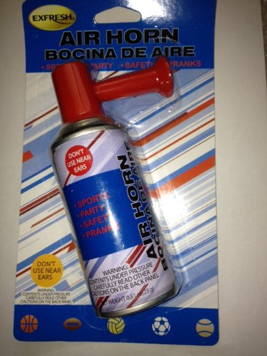 Air Horn (Air Horns In A Can compare prices)