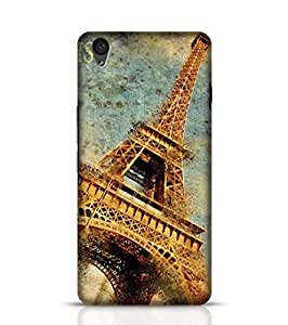 Cases Designer for OnePlus X Paris -OnePlus X Multicolor