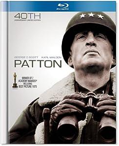 Patton BD+Book [Blu-ray]