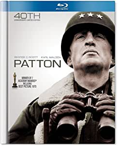 Patton BD+Book [Blu-ray]
