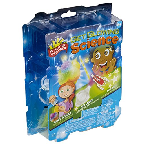 Scientific Explorer Get Glowing Science