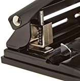 "Sparco SPR01796 Heavy-Duty Adjustable 9/32"" 3-Hole Punch"