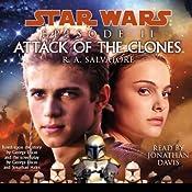 Star Wars Episode II: Attack of the Clones | [R.A. Salvatore]