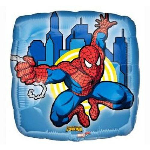 "18"" Spider-Man Action Decoration Balloon by Anagram/MD"