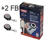 ABUS HomeTec CFA 1000 Comfort Funk-Antrieb elektrischer T�r�ffner T�rschloss + 2 Fernbedienungen