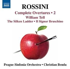 Rossini: Complete Overtures Vol.2 [Christian Benda] [Naxos: 8.570934]