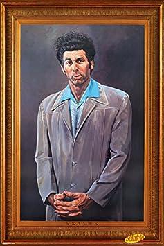cosmo kramer portrait