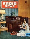 Radio News Magazine May 1947 (Radio electronics - Ham - Shortwave - Amateur - AM-FM, Volume 37 Number 5)
