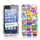 HTC ONE mini silicon LITTLE OWL Case bumper Cover shock thematys®