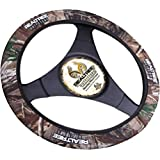 SIGNATURE PRODUCTS GROUP Steering Wheel Cover Neoprene All Purpose Realtree Outfitters