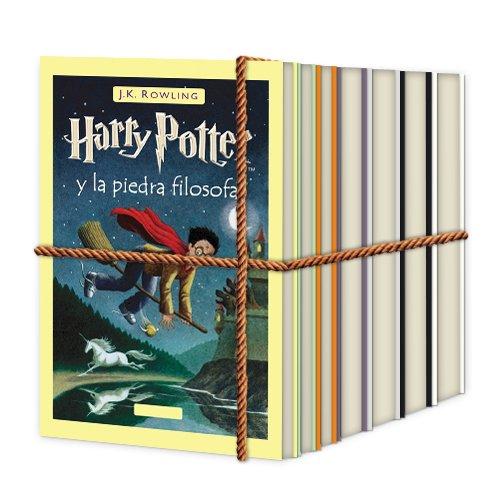 J. K. Rowling - La colección completa de libros electrónicos de Harry Potter