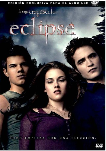 La saga Crepúsculo: Eclipse [DVD]