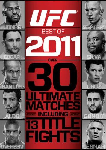 Ufc: Best of 2011 [DVD] [Import]