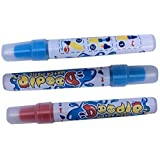Gothi Creations 3 x Replacement water doodle Magic pens for any doodle mat Aqua drawing pens