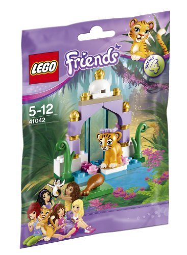 LEGO Friends Tiger's Beautiful Temple - 41042