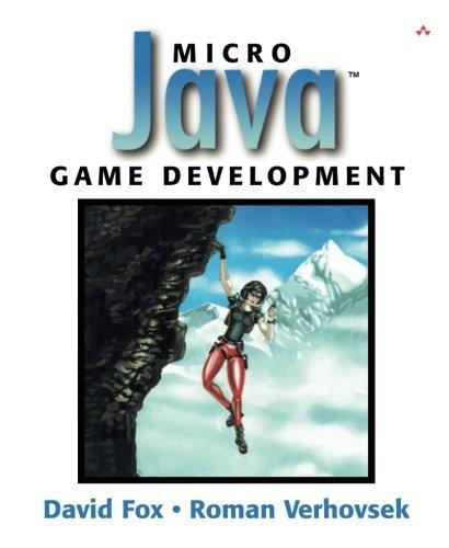 Micro Java¿ Game Development