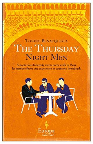 The Thursday Night Men, Benacquista, Tonino