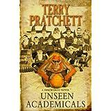 Unseen Academicals: A Discworld Novelby Terry Pratchett