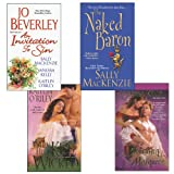 Hot Historicals Bundle with An Invitation to Sin, The Naked Baron, When His Kiss Is Wicked, & Mastering the Marquess