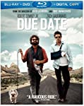 Cover Image for 'Due Date (Blu-ray/DVD Combo + Digital Copy) [blu-ray]'