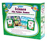 img - for Science File Folder Games, Grades K - 1: Skill-Building Center Activities for Science book / textbook / text book