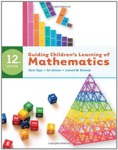 Guiding Children's Learning of Mathematics (Available...