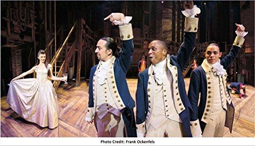 Hamilton: The Revolution Hardcover – April 2016