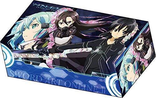 Sword-Art-Online-II-Kirito-Sinon-VerB-Card-Game-Character-Deck-Storage-Box-Collection-SAO-2-Gun-Gale-GGO-Anime-Girl
