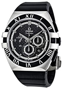 Omega Constellation Double Eagle Chrono 121.92.41.50.01.001
