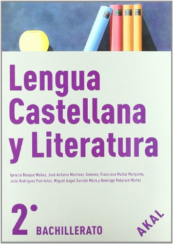 LENGUA Y LITERATURA 2BACH